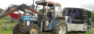 Landbrugsarbejde i New Zealand - ALOTT